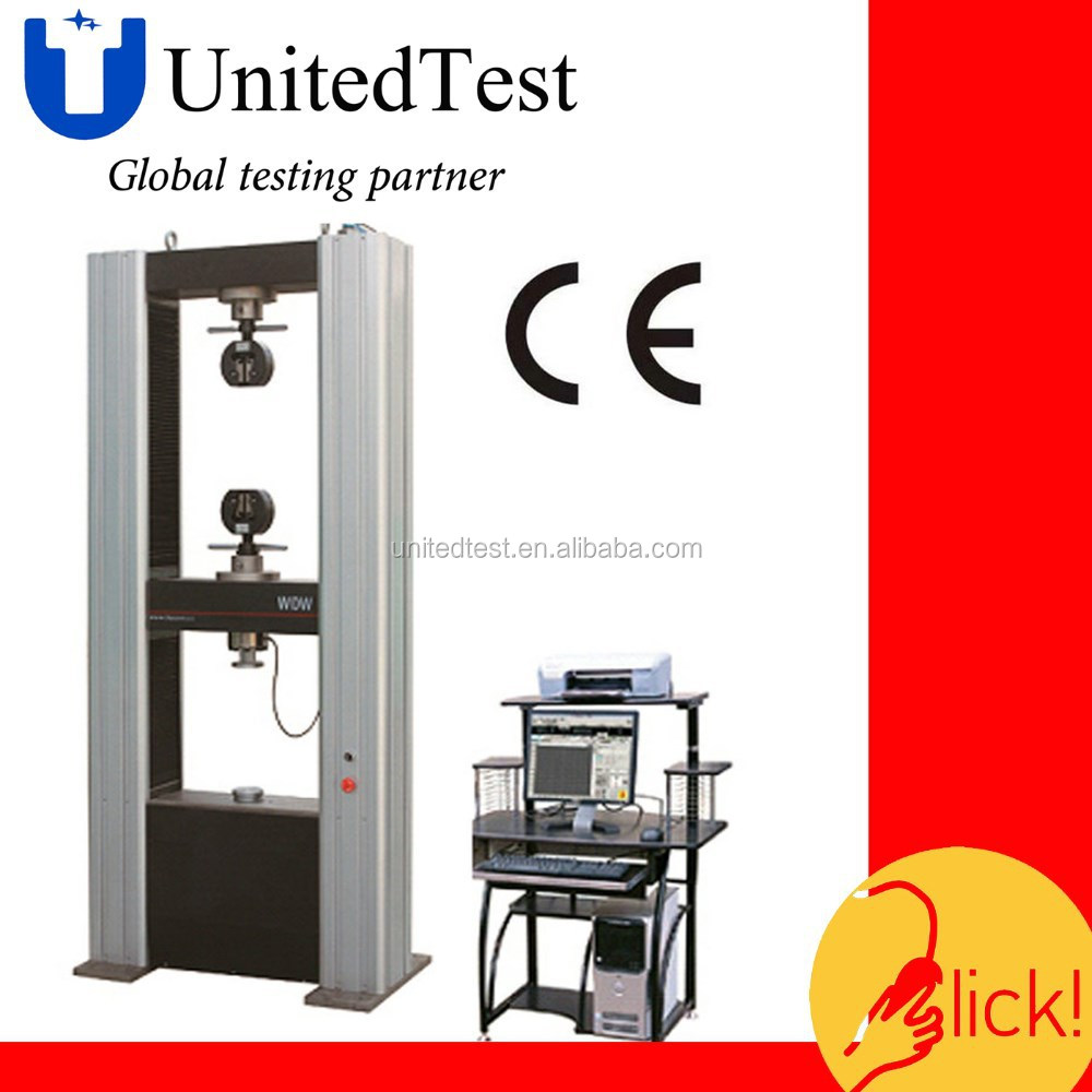 Testing Electronic Products For Companies : Wdw n kn electronic universal testing machine