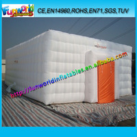 UK Customized Large Cube Inflatable Tent For Fitness(FUN-IT001)