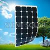 solar power generator flexible solar panel 80w