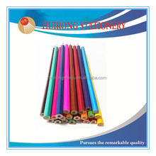 Drawing artist color pencil in pencil shape tube