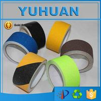 Colorful Waterproof Safety PVC / PET Anti Slip Adhesive Tape Made In China
