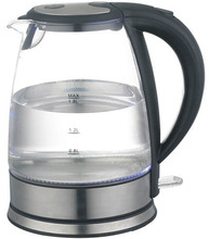 1.7L NEW Glass Electric kettle
