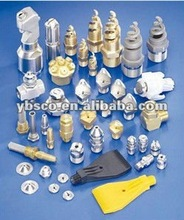 HOT !!! 2012 sales air ,liquid and steam flat fan water spray nozzle