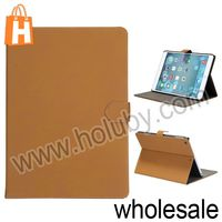 Magnetic Flip Stand PC+Leather Case For iPad Air