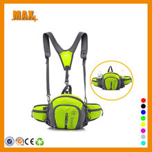 Max+ Multi-functional Waterproof Sport Backpack With One / Two strap Outdoor Sport Waist Bag Hiking Backpack Bag