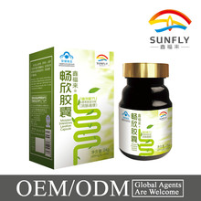 Improve gastrointestinal Unobstructed herbal functional food
