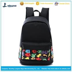 Autumn student Harajuku style new backpack bag wholesale
