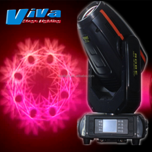 2015 new 10r 280w moving head spot light rotating stage light
