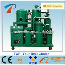 Hi-efficient of vacuum Insulating oil regenerating plant enhance the value of breakdown voltage greatly,online work