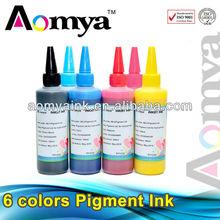 Aomya Water based digital inkjet pigment ink for pure cotton fabrics