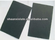 Grey black roofing slate tile