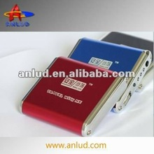 2012 New arrived ALD-P04 3000mah micro usb portable battery charger for mobile phones