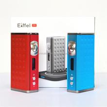 Alibaba vapor mod EIffel T1 wireless charging tc mod 165W temperature control box mod