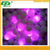 Professional customize tracer LED/glowing golf ball , bulk /used golf ball