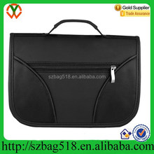 120 CD/DVD Black Carrying CD Case