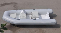 Supply Liya 3.6m PVC inflatable boat rescue boat sport type fishing boat for sale