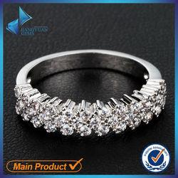 2015 hot sale fancy gold ring designs