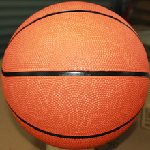 Excellent quality OEM senier 7# rubber material basketball