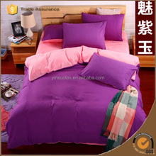 HOT! 100% pure satin silk bedding set,Home Textile King size bed set,bedclothes,duvet cover flat sheet pillowcases Wholesale