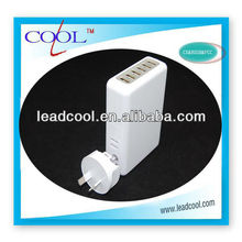 New product International power adapter with USB charger 5A