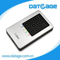 Datage 1.5 2.5 inch Hard Drives SSD Encryption Storage Solution