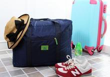 Hot selling sports foldable duffel bag fashion foldable nylon bag cheap sport duffle bags