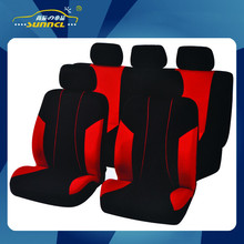 Universal Fit Durable More Color Choice Car Seat Cover , 9PCS per Set
