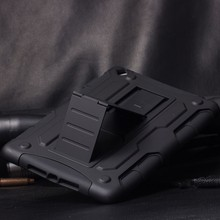 2015 New Arrival!IN STOCK,Future Armor Impact Skin Holster Protector Case cover For Apple iPad Mini Case