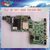 Wholesale Price Laptop Motherboard For HP DV7-4000 AMD DDR3 Integrated 605496-001Mainboard Tested Strictly