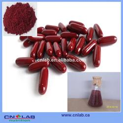 2014 Hot Sale Natural monacolin k (lovastatin) in red yeast red rice red balance cholesterol