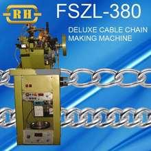 14 k Gold jewelry chain making machine
