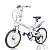 Trade assurance steel mountain bike foldable mountain bike/Bicycle with Shi-ma-no derailleur