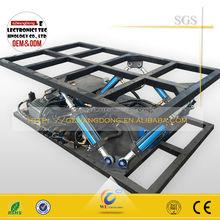 Hydraulic/Electric 6dof Motion Platform, motion cinema platform