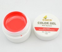 3688W products china wholesale finger paint GDCOCO nail gel system professional color gels for nails