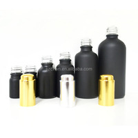 mass stock(24-48hours ship out),Glass dropper bottle Manufacturer, 30ml frosted glass bottle for liquid with e juice childproof
