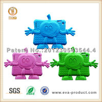 free-standing design for i pad3 apple case protective EVA case childproof