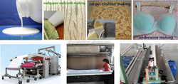 GL-718-3A Chinese glue for wallpaper/ carpet/ brassiere /manufacture