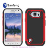 China wholesale! for Sumgung galaxy s6 active G890 ballistic custom design cell phone case