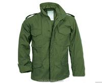 American Tactical Men Windbreaker Jacket With Inner Big Yards Camouflage Field Jacket Military Fans M65 Winter Jacket