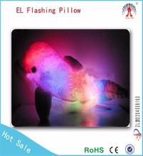 no heat generation!led light pillow professional design