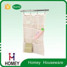Novel Product Exceptional Quality 600D Hanging Mesh Pocket Organizer