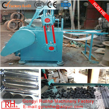 2015 hot product shisha coal or hookah coal making machine
