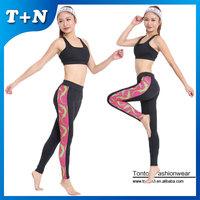 Hot fashion new design printing yoga wear
