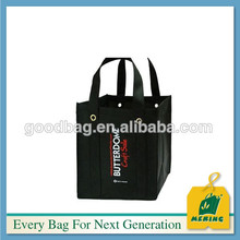 manufacture square bottom non woven shopping bag ,China supplier