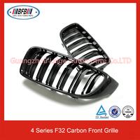 Best quality carbon fiber car front grille for bmw 4 series f32