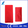Reusable gel hot cold pack with belt cover