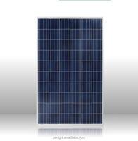300w 24v solar panel for solar panel street lighting with CE TUV