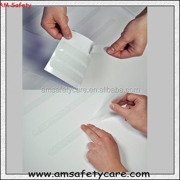 Safety Bathroom Anti-slip Shower Vinyl Strips