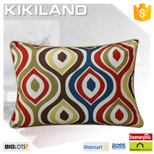 2015 fancy colorful design cushion cover embroidery design decorative pillow case