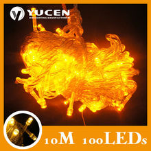 Wholesale - 10m/100leds christmas decoration light,110v/220V led christmas lights
